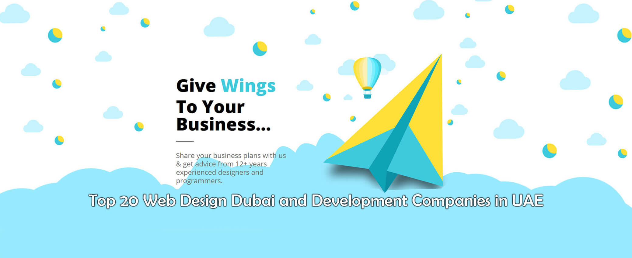 Top 20 Web Design Dubai and Web Development Companies in